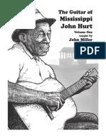The Guitar of Mississippi John Hurt v.1