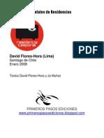 Relatos de Residencias | Desislaciones | Rancagua, 2012