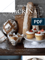 More From Macrina Recipe Sampler