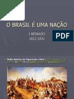 O Brasil é uma Nação