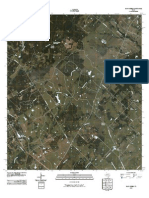 Topographic Map of Dunn Creek