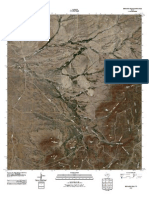 Topographic Map of Boracho Peak