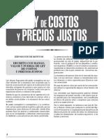 Ley de Costos y Precios Justos - Venezuela