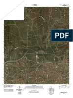 Topographic Map of Sterling City NW