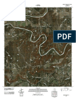 Topographic Map of Brazos West