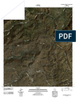 Topographic Map of Swayback Mountain