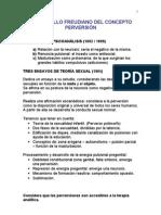 Desarrollo freudiano del concepto perversión. Mayo, 2008.