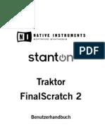 Stanton FS-2 Bedienungsanleitung