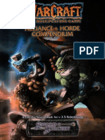 Warcraft Alliance and Horde Compendium by Azamor