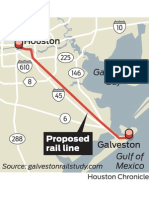 Galveston Rail 11p c