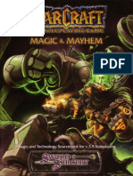 Warcraft Magic & Mayhem by Azamor