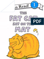 Fat Cat Sat on the Mat