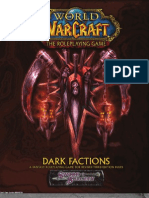 World of Warcraft - Dark Factions by Azamor