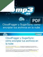 CloudFogger y Sugarsync