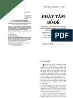 Phat Tam Bo de Va to Giao Co the Dong Gop Gi Cho Nhan Loai