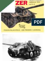 PDF - Podzun-Pallas - Das Waffen-Arsenal - 053 - 1979 - Hetzer. Jagdpanzer 38 (t) und G-13. Einer der gelungensten deutschen Panzerjäger