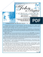 Bulletin July 29