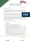 Propuesta de Servicios 2012