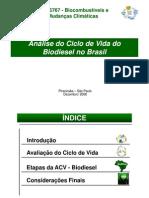 ACV Biodiesel