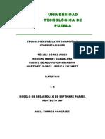 Eq.6.Modelo de Desarrollo de Software Para El Proyecto IAP