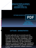 Software Administrativo