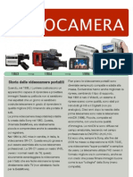 Storia Della Video Camera