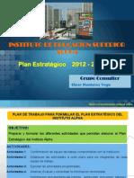 Planeamiento Estrategico  - Alfha
