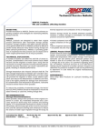 AMSOIL TSB - Storage and Handling