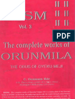 Osamaro IFISM Vol 3 English Complete Osamaro Ibie