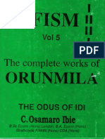 Osamaro IFISM Vol 5 English Complete Osamaro Ibie