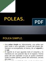 POLEAS