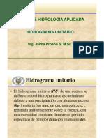 Microsoft PowerPoint - HIDROGRAMA UNITARIO_ Curso Hidrologia 4 Agricola