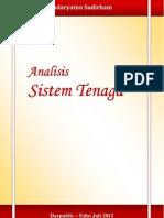 Analisa Sistem Tenaga (Sutt)