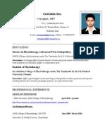Ayyappan Resume