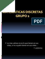 proyecto matematicas discretas