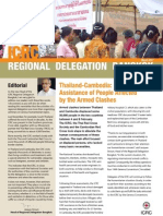 ICRC Regional Delegation Bangkok Newsletter Vol.3 No.2/2011