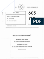 UIC 605-Protection From Corrosion