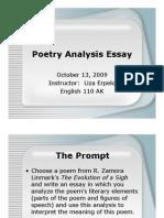101309-PoetryAnalysisNotes