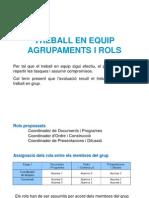 ABP. Agrupaments