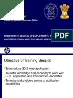 Skill Devp Web Portal Details