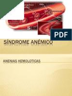 Síndrome Anémico