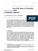 An+Examination+of+the+Power+of+Univariate+Tests+of+the+CAPM