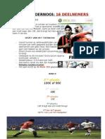 Fifa 09 Toernooi 2