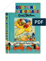 Blyton Enid Noddy 24 Noddy and the Aeroplane 1963 JM