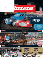 Carrera Slot Cars Catalogue / Katalog 2006-2007