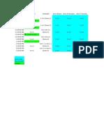 Kasciyahan 2012 Game Schedule