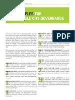 DK_Copenhagen _10 Principles for Sustainability _summary2007
