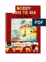 Blyton Enid Noddy 18 Noddy Goes to Sea 1959