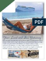 land and sea getaway - website sample copy