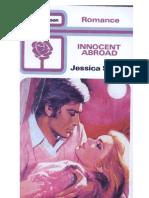 Jessica Steele - Innocent Abroad